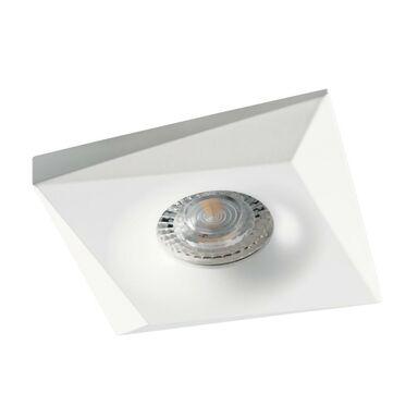 Oprawa stropowa oczko BONIS IP20 biała kwadrat GU10 KANLUX
