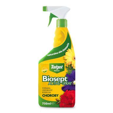 Środek przeciwko chorobom BIOSEPT ACVITE SPRAY 750 ml TARGET NATURAL