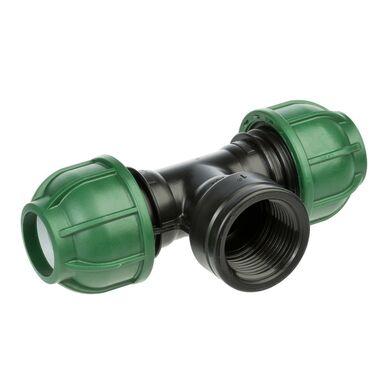 """Trójnik 25 mm (1"""") IRRIGA"""