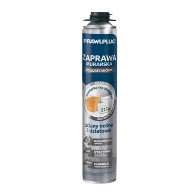 Zaprawa murarska poliuretanowa 750 ml RAWLPLUG