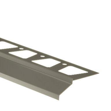 Balkonowy profil okapowy OKAP100 Aluminium CEZAR