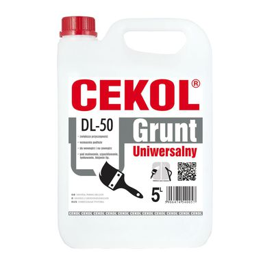Grunt DL-50 5 l CEKOL