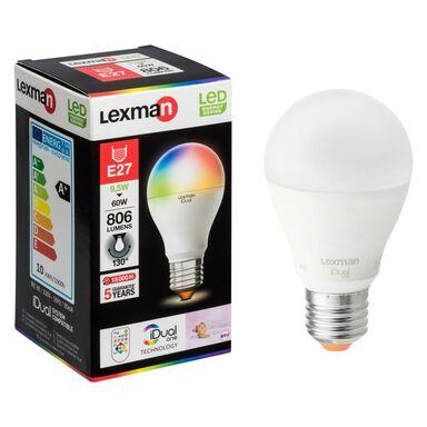 Żarówka LED E27 (230 V) 9,5 W 806 lm LEXMAN