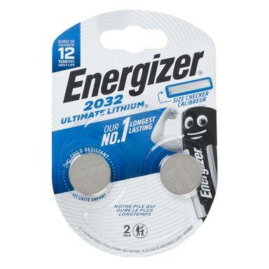 Bateria LITOWA CR2032 ULTIMATE LITH 2 SZT. ENERGIZER