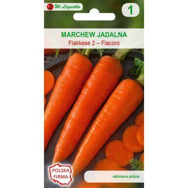 Marchew FLAKKESE 2 - FLACORO nasiona tradycyjne 5 g W. LEGUTKO