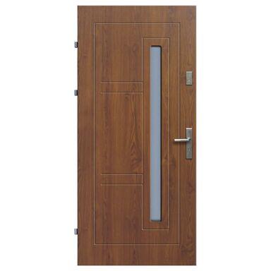 Drzwi wejściowe SPARTAKUS  lewe 90
