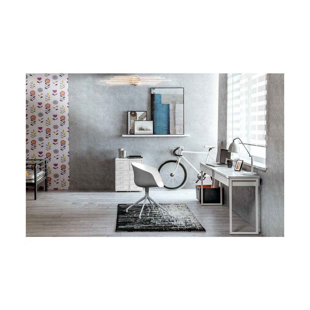 tapeta beton winylowa na flizelinie tapety dekoracyjne w atrakcyjnej cenie w sklepach leroy. Black Bedroom Furniture Sets. Home Design Ideas