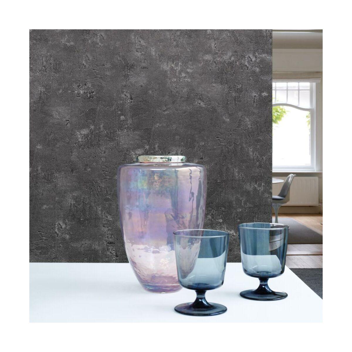 Tapeta beton winylowa na flizelinie tapety dekoracyjne w atrakcyjnej ceni - Leroy merlin fer a beton ...