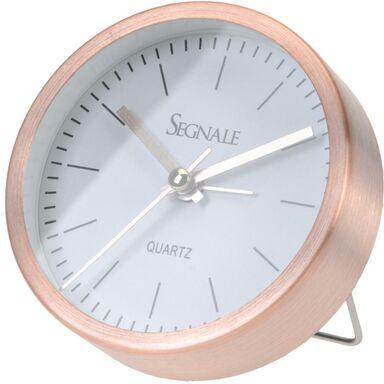 Zegar stojący z alarmem śr. 9.3 cm mix kolorów