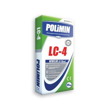 Wylewka betonowa SAMOPOZIOMUJĄCA LC-4 25kg 3 - 15 mm POLIMIN