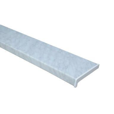 Parapet WEWNĘTRZNY PVC 200X2X25 CM