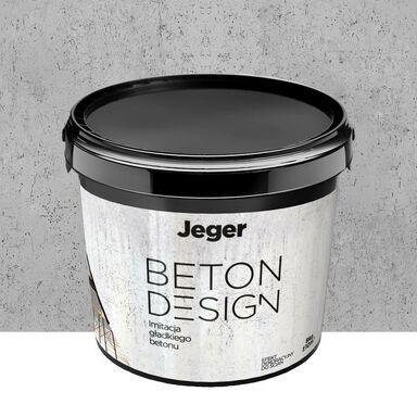 Efekt dekoracyjny BETON DESIGN 8 kg kolor nr 4 JEGER
