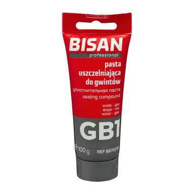 Pasta do gwintów GB1 100 g BISAN