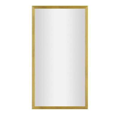 Lustro ERKKI złoto-różowe 50 x 70 cm