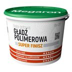 Gotowa gładź polimerowa SUPER FINISZ DV-20 5 kg MEGARON