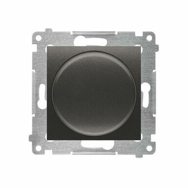 Ściemniacz do LED SIMON 54  Antracytowy  KONTAKT SIMON