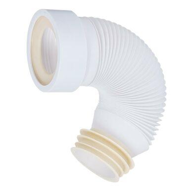 Złącze WC 110 mm elastyczne z uszczelką wargową WIRQUIN