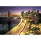 Fotografia ścienna NYC LIGHTS 254 x 368 cm KOMAR