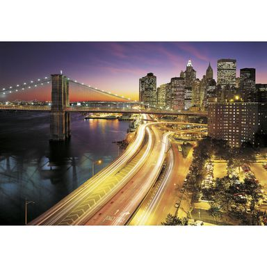 Fototapeta NYC LIGHTS 254 x 368 cm
