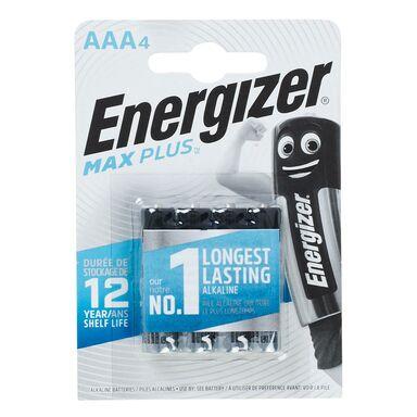 Bateria MAX PLUS LR03/AAA 4 SZT. ENERGIZER