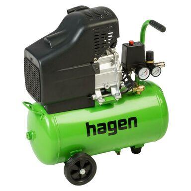Kompresor olejowy TTDC24L 24 l 8 bar HAGEN