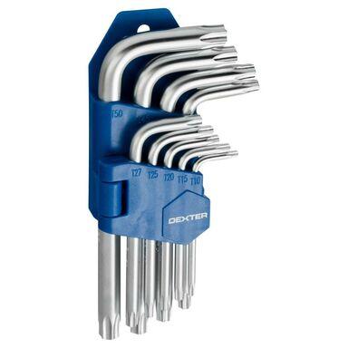 Zestaw kluczy imbusowych T 10-50 DEXTER