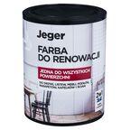 Farba do renowacji 1 l Biały JEGER