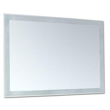 Lustro łazienkowe bez oświetlenia INES 60 x 60 60 x 60 cm VENTI
