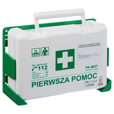 Apteczka DIN13164 PK-MOT
