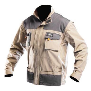 Bluza robocza r. L / 52 2w1 z odpinanymi rękawami NEO 81-310