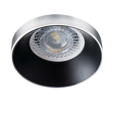 Oprawa stropowa oczko SIMEN IP20 czarna okrągła GU10 KANLUX