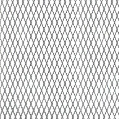 Siatka z blachy 600 x 100 x 0,5 mm stalowa surowa GAH ALBERTS