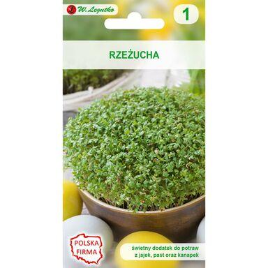 Rzeżucha nasiona tradycyjne 10 g W. LEGUTKO