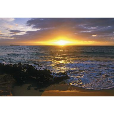 Fototapeta MAKENA BEACH 184 x 127 cm