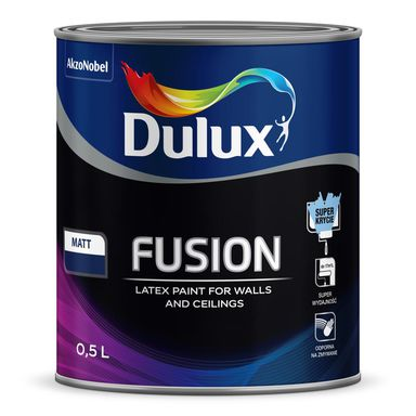 Baza do mieszalni farb FUSION MATT 0.5 l DULUX