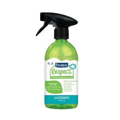 Środek czyszczący RESPECT łazienka 0.5 l mięta STARWAX