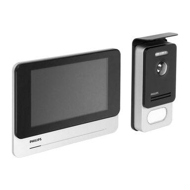 Wideodomofon przewodowy WiFi 531102 PHILIPS