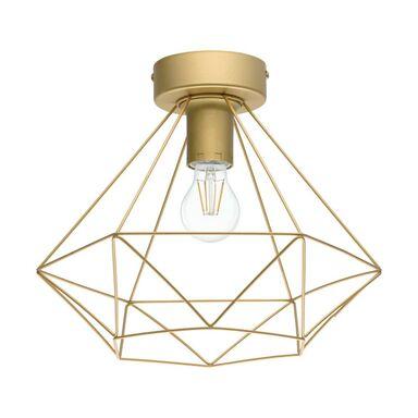 Lampa sufitowa BYRON złota E27 INSPIRE