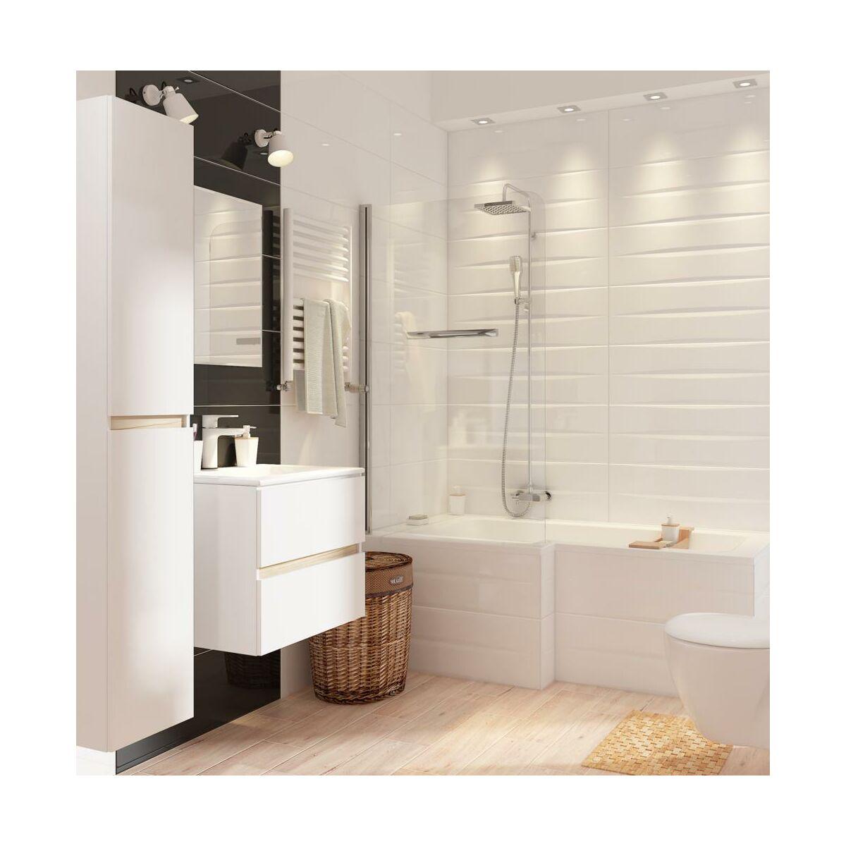 parawan nawannowy optima 140 cm x 85 cm sensea parawany nawannowe w atrakcyjnej cenie w. Black Bedroom Furniture Sets. Home Design Ideas
