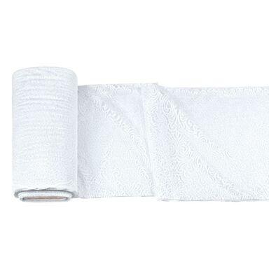 Firana na mb ALEXA biała wys. 250 cm