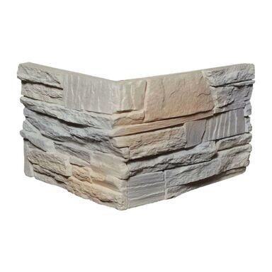 Narożnik elewacyjny betonowy Elbrus Brązowy Max-Stone