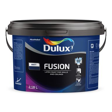 Baza do mieszalni farb FUSION MATT 2.09 l DULUX