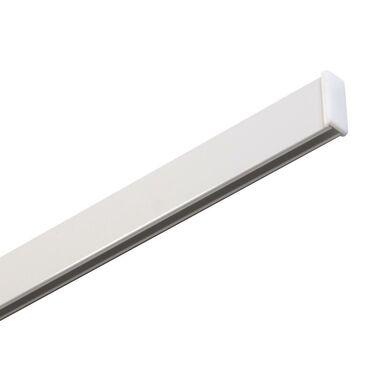Szyna sufitowa 1-torowa Slim 160 cm biała aluminiowa Mardom