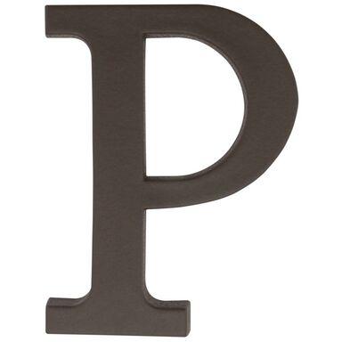 Litera P WYS. 9 CM