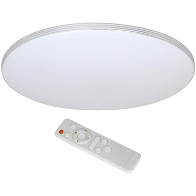 Plafon SIENA z pilotem 55 cm biały LED EKO-LIGHT