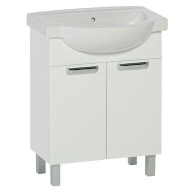 Zestaw szafka z umywalką 65 KOŁO FREJA