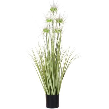 Roślina sztuczna w doniczce TRAWA 90 cm