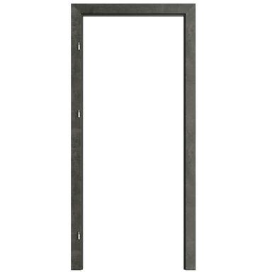 Ościeżnica regulowana 90 Lewa Beton ciemny 75 - 95 mm Porta