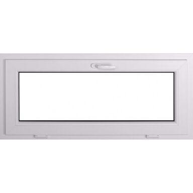 Okno PCV 2-szybowe O3 Białe 1165 x 535 mm