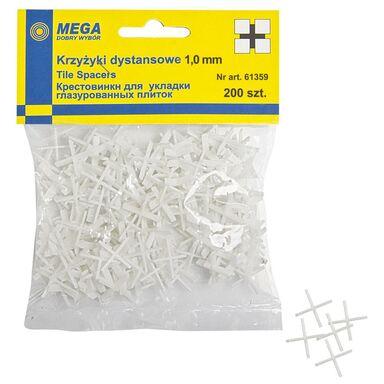 Krzyżyki do glazury 61359 MEGA